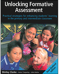 Image of Unlocking Formative Assessment : Nz Edition