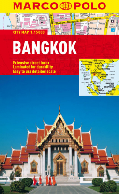 Image of Bangkok City Map