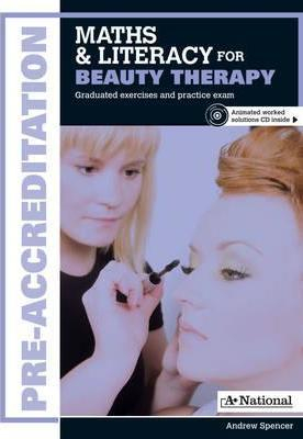 Image of Maths & Literacy For Beauty Therapy : A+ National Preaccreditation