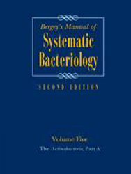 Image of Bergeys Manual Of Systematic Bacteriology Volume 5 : The Actinobacteria