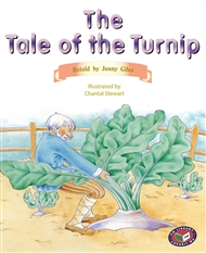 Image of Tale Of The Turnip : Pm Traditional Tales And Plays : Orange: Level 16