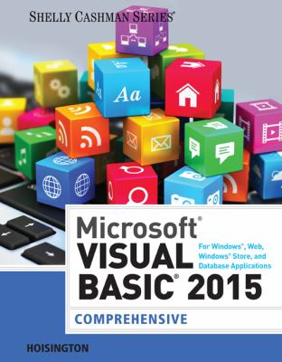 Image of Microsoft Visual Basic 2015 : Comprehensive