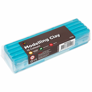 Image of Modelling Clay Ec 500gm Sky Blue