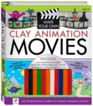 Image of Make Your Own Clay Animation Movies
