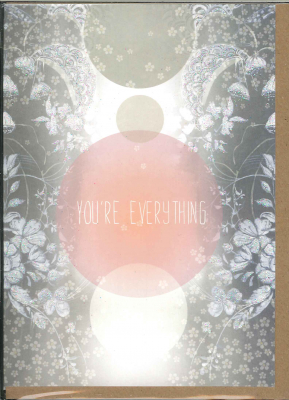 Image of You're Everything : Greeting Card