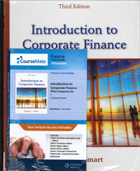 Image of Introduction To Corporate Finance