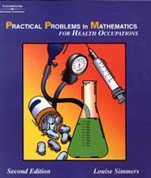 Image of Practical Problems In Mathematics For Health Occupations 2ndedition
