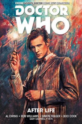 After Life : Doctor Who New Adventures With The Eleventh