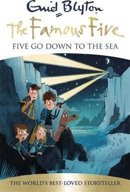 Image of Famous Five Book 12 : Five Go Down To The Sea