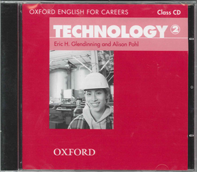 Image of Technology 2 : Oxford English For Careers : Class Cd