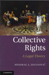 Image of Collective Rights : A Legal Theory