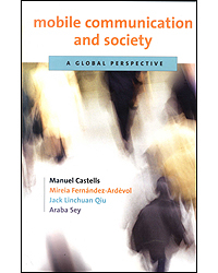 Image of Mobile Communication & Society A Global Perspective