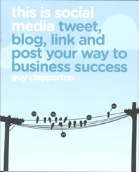 Image of This Is Social Media Tweet Blog Link And Post Your Way To Business Success