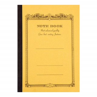 Image of Notebook Apica B5 Lined Mustard