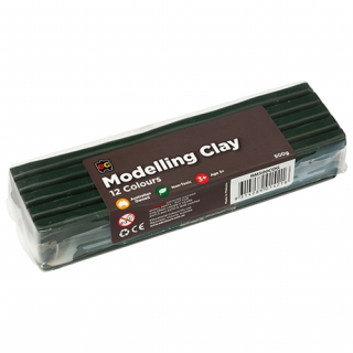 Image of Modelling Clay Ec 500gm Olive Green