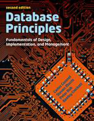 Image of Database Principles : Fundamentals Of Design Implementationsand Management