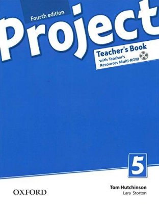 Image of Project 5 : Teacher's Book Pack