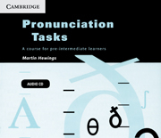 Image of Pronunciation Tasks : A Course For Pre-intermediate Learners: Audio Cds 3
