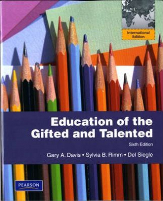 Image of Education Of The Gifted And Talented