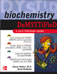 Image of Biochemistry Demystified