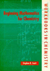 Image of Beginning Mathematics For Chemistry