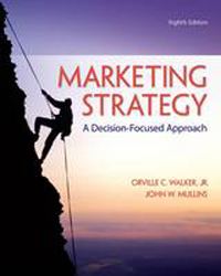 Image of Marketing Strategy : A Decision Focused Approach