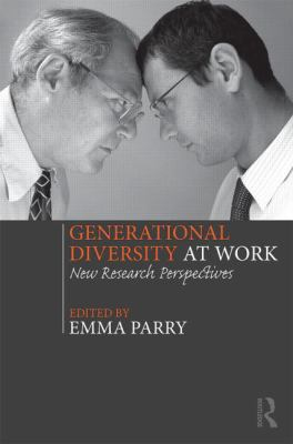 Image of Generational Diversity At Work : New Research Perspectives