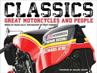 Image of Classics Great Motorcycles And People
