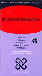 Image of Echocardiography : Oxford Specialist Handbooks In Cardiology