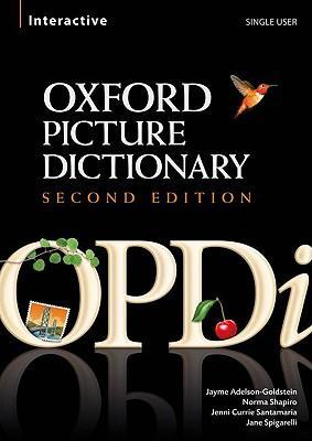 Image of Oxford Picture Dictionary : Interactive Cd-rom : Single User