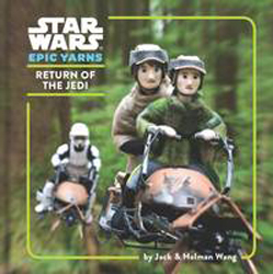 Image of Star Wars Epic Yarns : Return Of The Jedi
