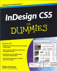 Image of Indesign Cs5 For Dummies
