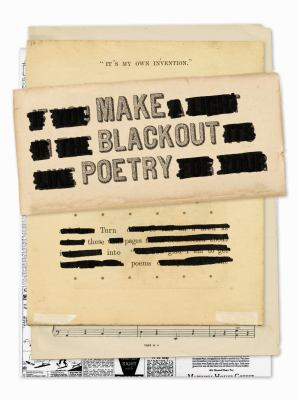 Image of Make Blackout Poetry : Turn These Pages Into Poems