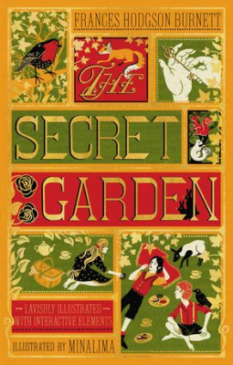 Image of The Secret Garden : Illustrated With Interactive Elements