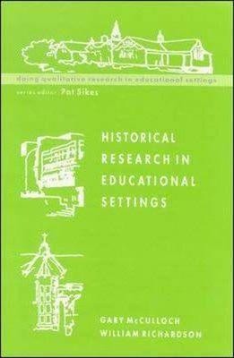 Image of Historical Research In Educational Settings