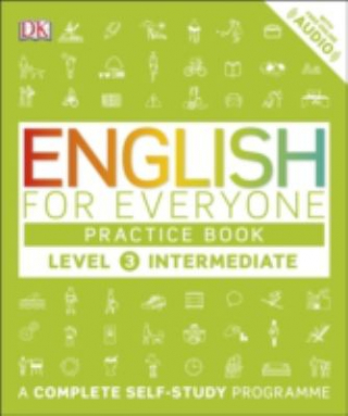 Image of English For Everyone Practice Book Level 3 Intermediate