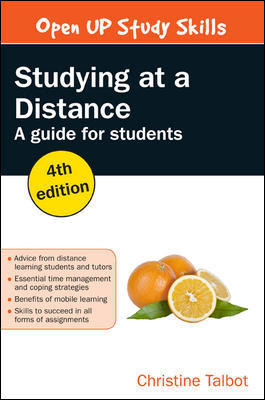 Image of Studying At A Distance : A Guide For Students