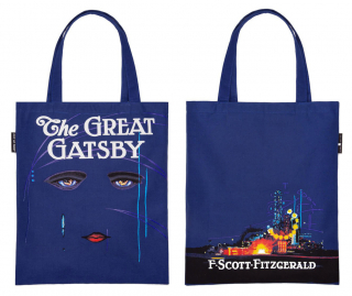 Image of The Great Gatsby : Tote Bag
