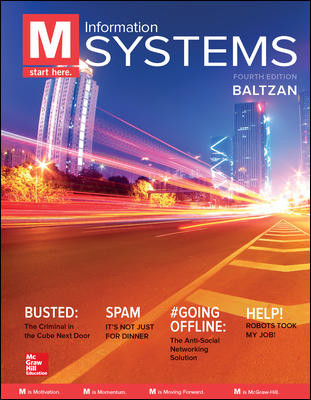Image of M : Information Systems