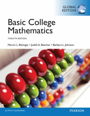 Image of Basic College Mathematics Global Edition