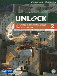 Image of Unlock : Listening And Speaking Skills : Level 2 : Teacher'sbook With Dvd