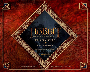 Image of Hobbit The Desolation Of Smaug - Chronicles Art & Design