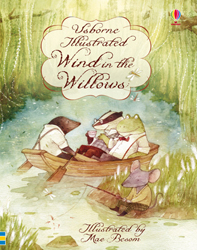 Image of Usborne Illustrated Wind In The Willows