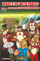 Image of Whats Up With Paris : Medikidz Explain Childhood Overweight