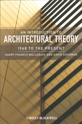 Image of Introduction To Architectural Theory : 1968 To The Present