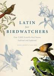 Image of Latin For Birdwatchers