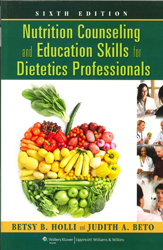 Image of Nutrition Counseling And Education Skills For Dietetics Professionals