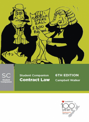 Contract Law : Butterworths Student Companion
