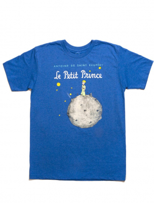 Image of The Little Prince : Unisex X Small T-shirt