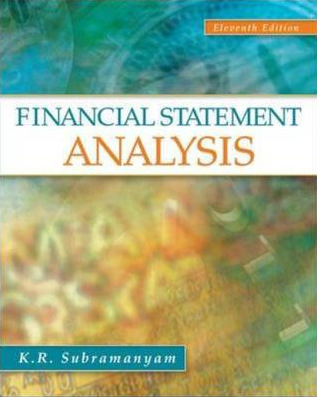 Image of Financial Statement Analysis